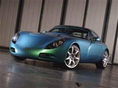 Tvr T440r Tvr T400r Sports Cars