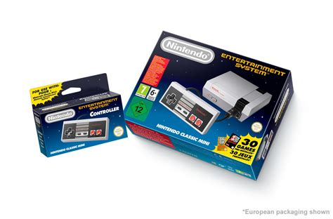 Nintendo Mini nintendo classic mini revealed coming in november