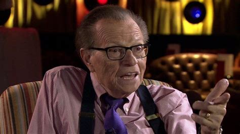 To Be Interviewed By Larry King by Larry King On The Of The News