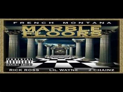 French Montana ft Rick Ross Lil Wayne 2 chainz   Marble