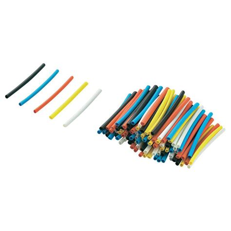 Heatshrink 40 Mm conrad rps2 125 heat shrink sleeving set 2 1