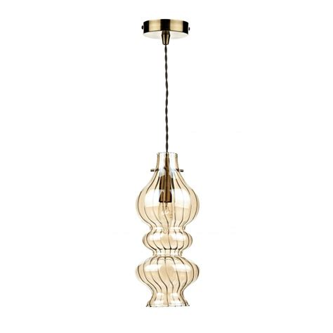 hand blown glass lighting dar lighting rodeo single light ceiling pendant with hand