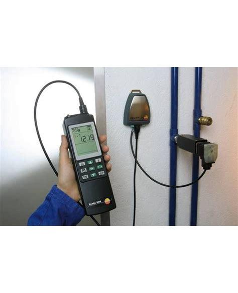 pressure testo testo 526 1 high precision differential pressure measuring