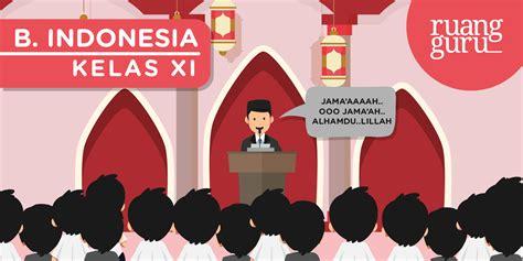 bahasa indonesia kelas  unsur unsur  struktur teks