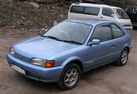 1996 Toyota Corolla 1996 Toyota Corolla Ii Pictures 1300cc Gasoline Ff