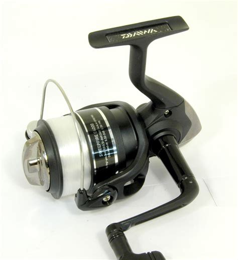 Reel Daiwa Sweefire 4000 2b new daiwa sweepfire 4000 ag fishing spinning reel fully loaded with line ebay