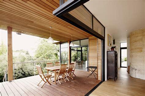 extension veranda pour agrandir veranda ou extension architecture bois