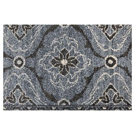 5x7 rugs target isadora medallion rug blue gray 5x7 balta target