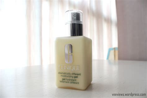 Clinique Dramatically Different Gel clinique s dramatically different moisturizing gel review