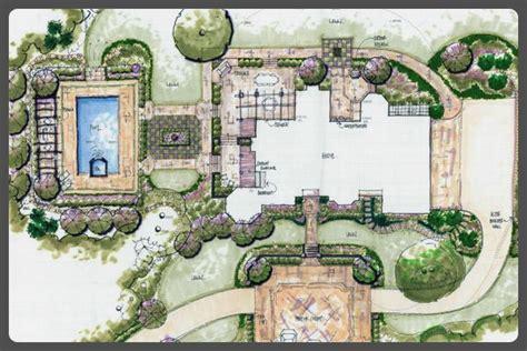 residential landscape master plan search landscape design plans master