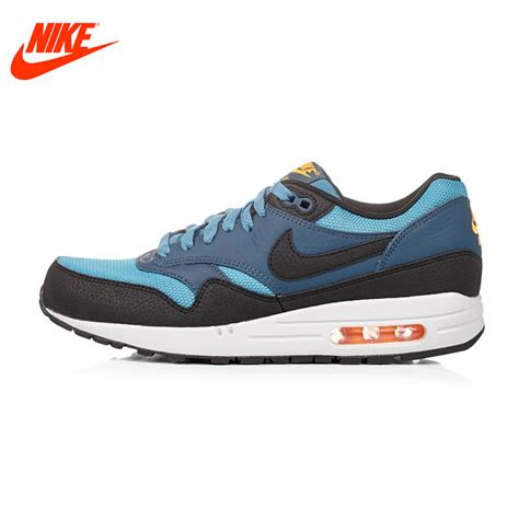 Jaket Nike Blue Original Big Size 1 nike original breathable air max 1 s running shoes sneakers blue and yellow in running