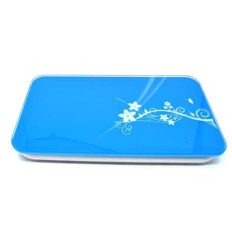 Timbangan Mini timbangan badan mini digital 180kg taffware sc 03 blue