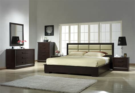 Modern Bedroom Furniture Nj J M Furniture Platform Bed Contemporary Bed Modern Bed New York Ny New Jersey Nj