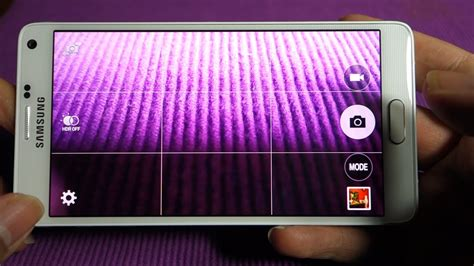 samsung galaxy note  camera review youtube