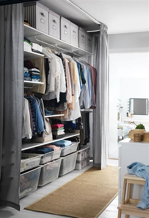 Storage Systems Bedroom by 25 Best Ideas About Closet Door Storage On