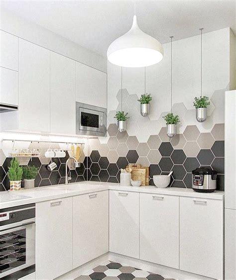 Madu Putih motif keramik dapur yang pas untuk rumah anda fimell