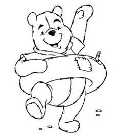 pooh coloring pages free coloring pages winnie the pooh coloring pages free