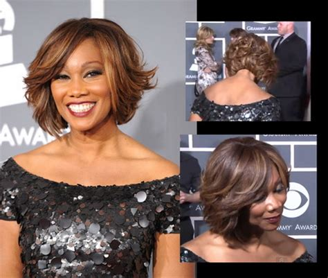 feathered bob for black women short bobs with feathered sides haircut short hairstyle 2013
