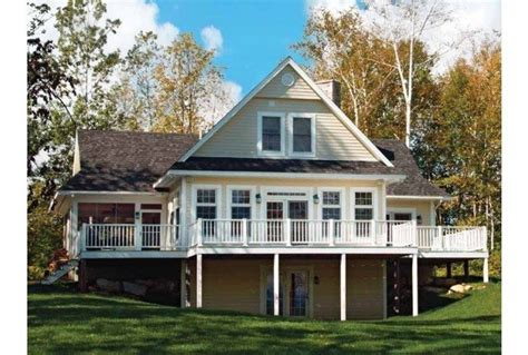 cottage house plans with walkout basement cottage floor plans with walkout basement archives new home plans design