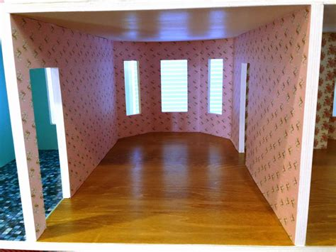 dollhouse xo once upon a doll collection building a dollhouse part 2