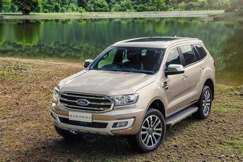 ford everest endeavour launched  thailand autobics