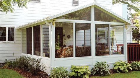Sun Porch Windows Designs Enjoy Sunroom Front Porch Designs
