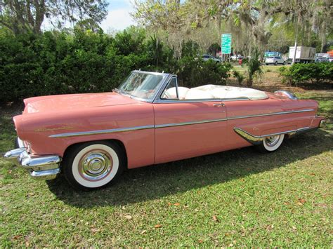 1955 lincoln for sale 1955 lincoln for sale classiccars cc 894301