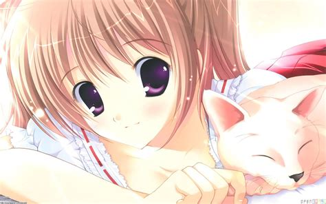 anime girl wallpaper widescreen cute anime girl 663567 walldevil