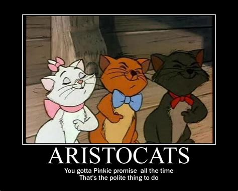 Meme Poster - aristocats motivational poster meme by cartoonanimes4ever