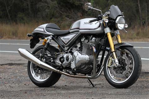 Review: Norton Commando 961 Cafe Racer   Bike Review