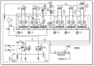 create a pneumatic or hydraulic system diagram visio