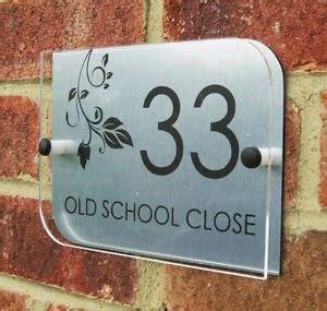 Nomor Rumah Acrylic bekasi akrilik nomor rumah