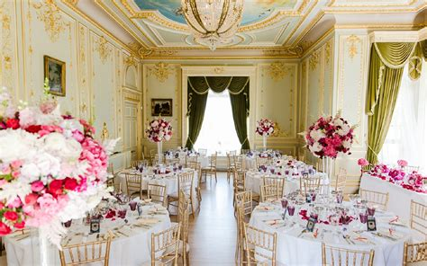 small exclusive wedding venues uk wedding venues in surrey south east fetcham park uk wedding venues directory