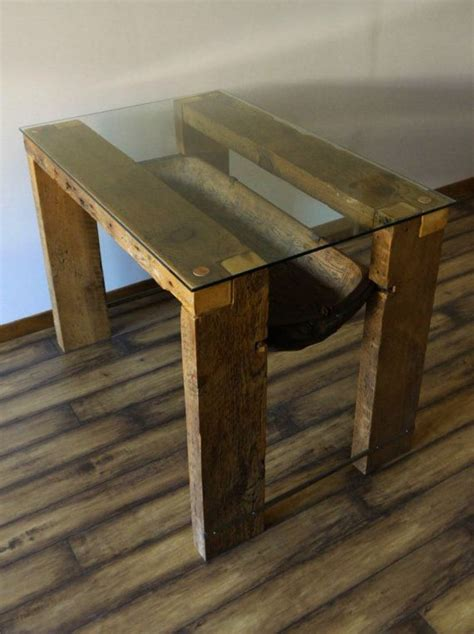 Handmade Wooden Dining Tables Reclaimed Wood Dining Table Glass Top Reclaimed Wood Kitchen Island Handmade Rustic Table