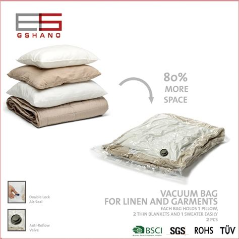 Vacuum Bag Mattress by Home Complete Space Saving Compressed Vacuum Storage Bag
