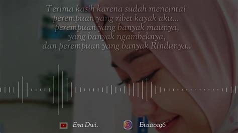 story wa kekinian kehadiranmu ipank yuniar youtube