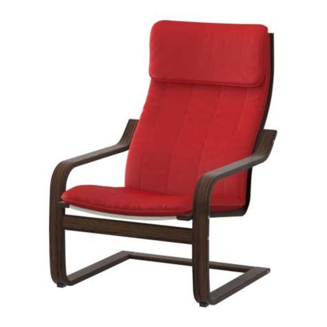 po 196 ng kursi berlengan ransta merah ikea