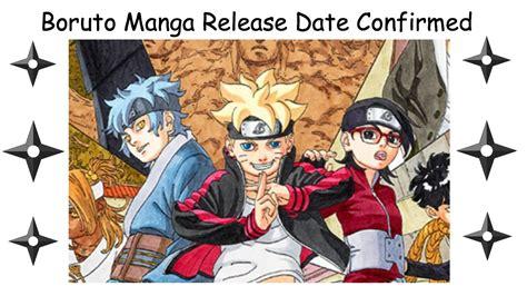 boruto release date boruto uzumaki うずまきボルト manga release date youtube