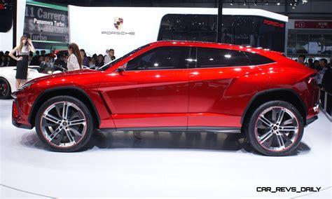 lamborghini truck lamborghini paris launch rumored to be all new 2016 urus