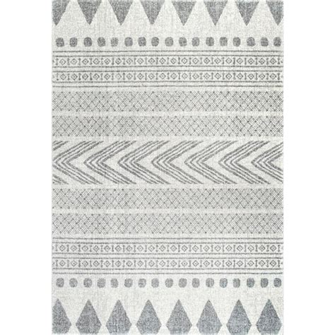 Black And White Tribal Rug by Black And White Tribal Rug Rug Designs