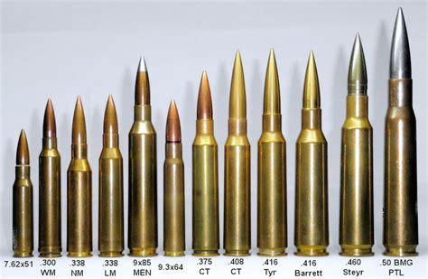 416 Barrett Vs 50 Bmg by Cartridges For