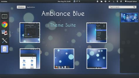 themes gnome 3 all about ubuntu top 10 gnome shell themes