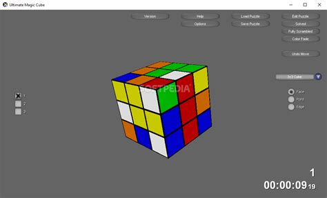 Magic Cube Puzzlerubik ultimate magic cube 1 21
