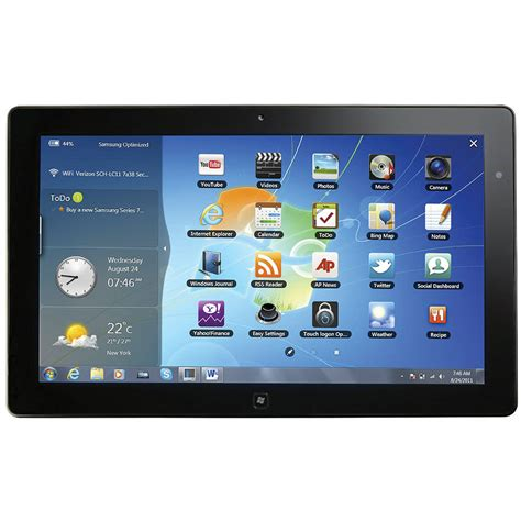Tablet Pc Samsung Samsung 128gb Series 7 Slate 11 6 Quot Tablet Pc Xe700t1a A06us