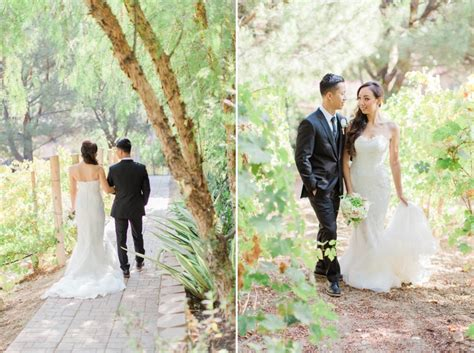 rustic weddings in los angeles lace wedding ao dai archives trini mai photography