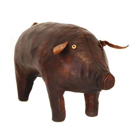 Animal Stool animal stool pig by dimitri omersa great britain circa
