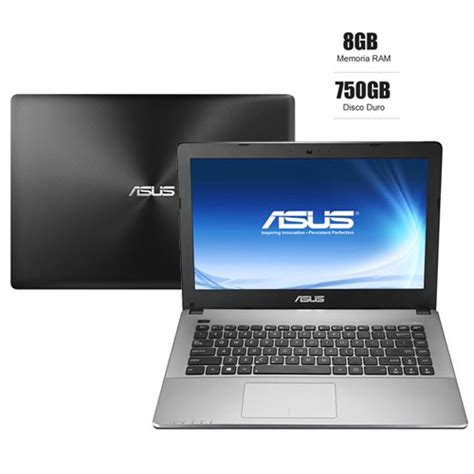 Notebook Asus I5 Dos X450lc Notebook Asus X450lc I5 Winpy Cl