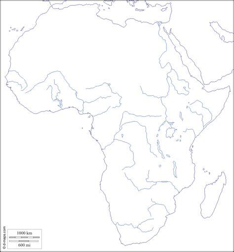 d maps africa africa mappa gratuita mappa muta gratuita cartina muta