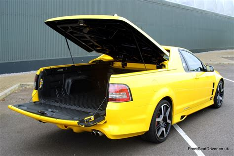 vauxhall vxr maloo vauxhall maloo vxr8 2012 boot front seat driver