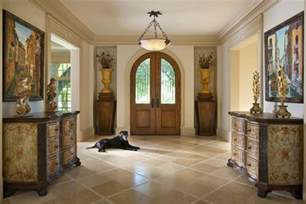 Foyers by Tips On Decorating Foyer Furnish Burnish